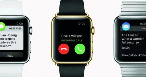 Fik kritik for Apple Watch: Nu udfordrer Apple verdens største urproducenter   Afsætning IBC HHX   Scoop.it