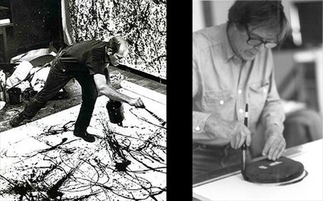 Jackson Pollock and John Cage: An American Odd Couple | The Aesthetic Ground | Scoop.it