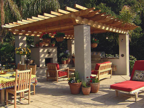 Patio Designs & Ideas: Decorating Your Patio with Pictures   Outdoor Patio Ideas in Alpharetta GA   Scoop.it
