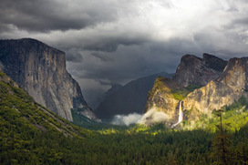 Yosemite National Park, Closed on Its 123rd Birthday | I Love Nature | Scoop.it