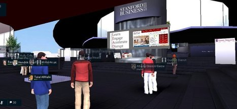 Why top business schools like MIT and Stanford are using 3D avatars for online students | Happenings - Virtual Worlds | Scoop.it