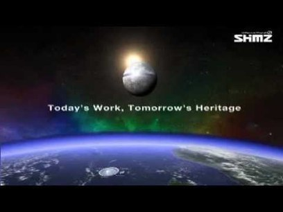 Lunar Solar Power Generation LUNA RING 3 36 Shimizu's Dream Shimizu Corporation - YouTube | FutureChronicles | Scoop.it