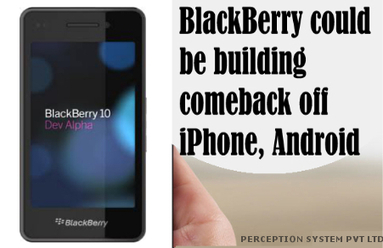 Blackberry Z10 – Why most of the Android & iPhone Users Switching to it? | All Mobile App Development Mart | Scoop.it