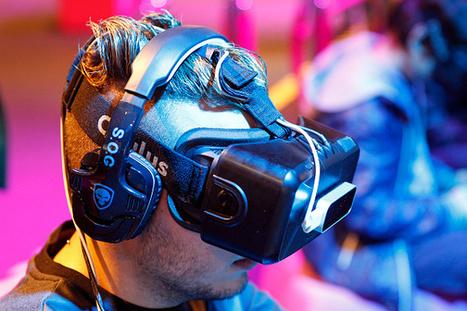 Réalité virtuelle : Hype ou décollage ?   Fresh from Edge Communication   Scoop.it