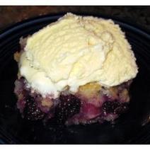 Easy Blackberry Cobbler Recipe   Fun Food   Scoop.it