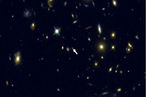 Abundant Oxygen Measured in a 12-Billion-Year-Old Galaxy | Amazing Science | Scoop.it