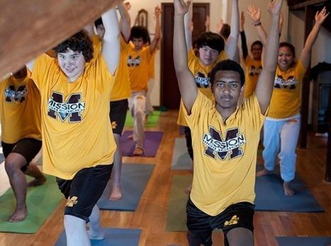 RISE: Can Yoga Improve Student Performance? - San Francisco Chronicle (blog)   YogaUgo   Scoop.it