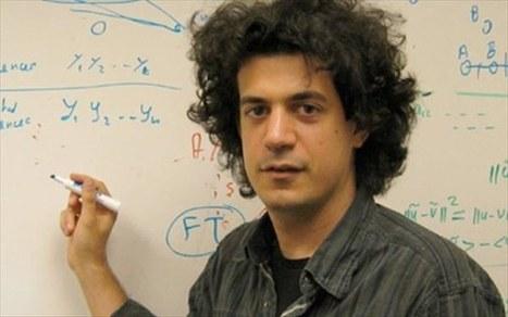 Κωνσταντίνος Δασκαλάκης: από την πληροφορία στην πληροφορική | physicsgg | omnia mea mecum fero | Scoop.it
