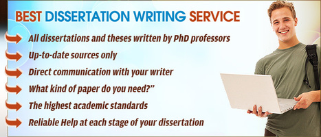 Best Dissertation Writing Services for Your College | Research Master Essays | Scoop.it