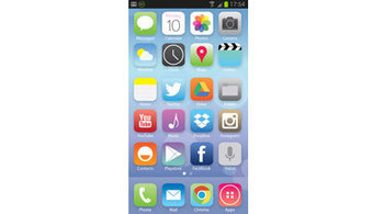 Are you an Android user envying iOS 7? There's a skin for that - CNET (blog) | iOS 7 | Scoop.it