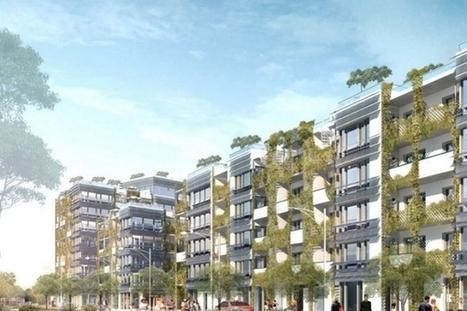 Heidelberg Village : un éco-quartier qui dépollue l'air | EFFICYCLE | Scoop.it