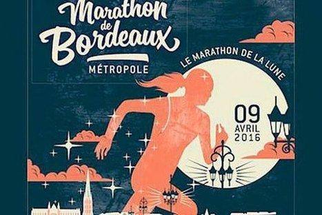 Marathon de la Lune deuxième édition | Bordeaux Gazette | Scoop.it