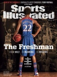 Andrew Wiggins to be on the cover of Sports Illustrated - Front Page Buzz   We're playin' baaaasketbal   Scoop.it