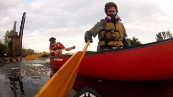 Pollution as Art: Radio-Controlled Armada Floats Where Canoes Dare Not Go | Strange days indeed... | Scoop.it