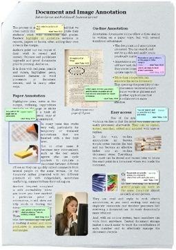A.nnotate.com: Upload, Annotate, Share. Online document review and collaboration - PDF, Word and HTML | veille numérique et pédagogique | Scoop.it