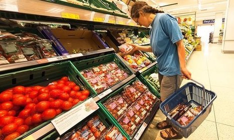 Food prices falling faster than official figures show | Aggregate Demand and Supply | Scoop.it
