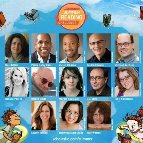 13 authors join forces to get kids reading this summer | On Our Minds | Now that I have your attention... | Scoop.it