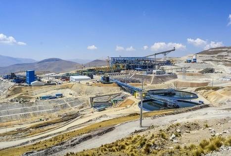 Gobierno quiere DESTRABAR proyectos mineros que suman US$20,000 millones | MAZAMORRA en morada | Scoop.it
