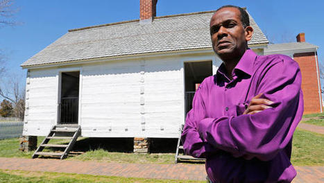 Former Virginia slave gets funeral at Appomattox 150 years later | Black History Month Resources | Scoop.it