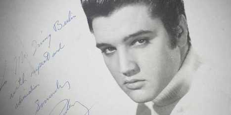 Thirty-Six Years Without The King Of Rock 'n' Roll - Business Insider | Elvis Presley | Scoop.it