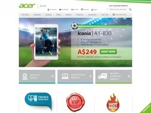 Acer Store Australia | Acer | Store | Scoop.it