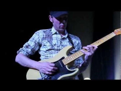 Jake Cinninger rehearses Slipknot (Grateful Dead)   What is it Like to Be An E.T?   Scoop.it