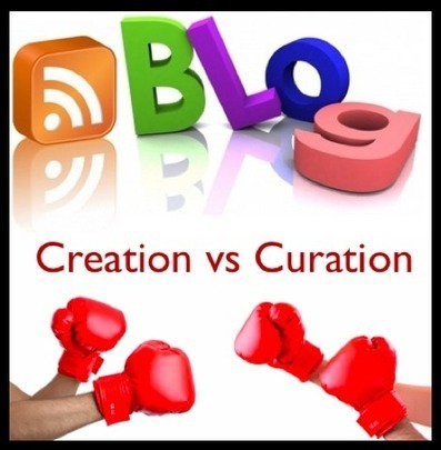 The Battle for Content: Curation vs Creation | Content Curation Tools For Brands | Scoop.it