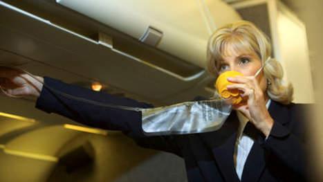 Aviation : Cinq vols par semaine touchés par des fumées toxiques | Toxique, soyons vigilant ! | Scoop.it