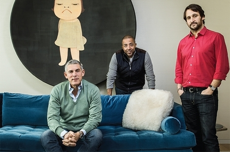 Lyor Cohen Unveils 300, New 'Content Company' with Atlantic Deal, Google Backing and Ex-Warner Brass | Music business | Scoop.it