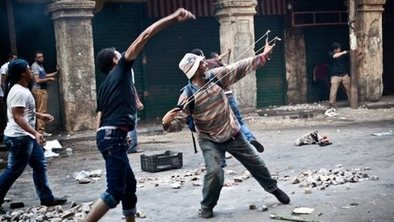 Dozens dead in Egypt 'day of anger'   Conflict In Egypt   Scoop.it
