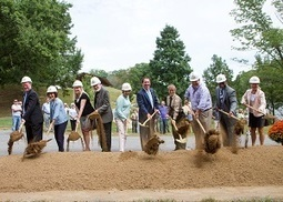 Kamenetz Breaks Ground for Lake Roland Nature and Environmental Education Center   Suburban Land Trusts   Scoop.it