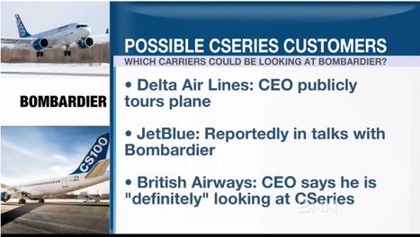 Ottawa says Bombardier talks focus on research, jobs, headquarters | Canadian Aerospace News | Scoop.it