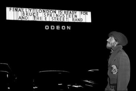 Rare photo of a famous Springsteen moment in London in 1975 surfaces - Examiner | Bruce Springsteen | Scoop.it