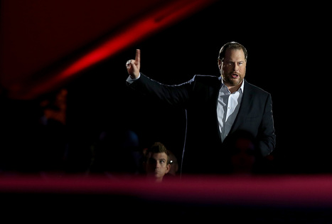 Amid controversy over its Dreamforce hackathon, Salesforce awards ... | sfdc | Scoop.it