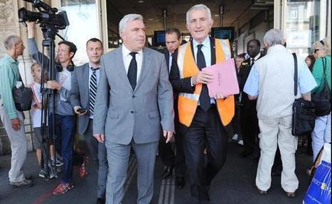 Brétigny: La stratégie de communication de crise de la SNCF est ... - 20minutes.fr | Com de crise | Scoop.it