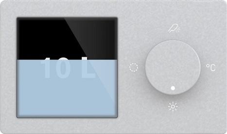 Aqualize, la douche qui suit tous vos mouvements | Soho et e-House : Vie numérique familiale | Scoop.it