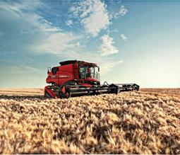 CASE IH AXIAL-FLOW 30 SERIES COMBINES SIMPLIFY HARVEST & IMPROVE PERFORMANCE | Farming 2013 | Scoop.it
