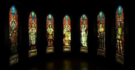 Tiffany stained glass exhibit opens at Munson-Williams-Protor Arts Institute ... - The Rome Observer   New Church   Scoop.it