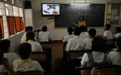 Hands-on students learn from lab & life - Times of India   Being Online   Scoop.it