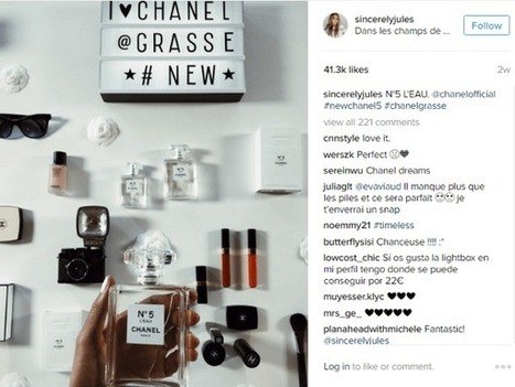 4 Successful Influencer Campaigns You Can Model #InfluencerMarketing | MarketingHits | Scoop.it