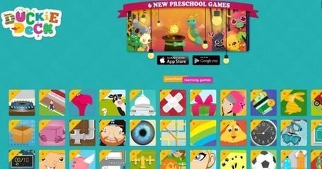 duckiedeck, juegos online educativos para preescolar   Recull diari   Scoop.it