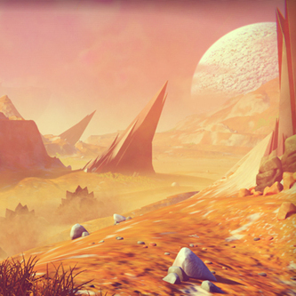 Exploring No Man's Sky, A Computer Game Forged by Algorithms | Complex World | Scoop.it