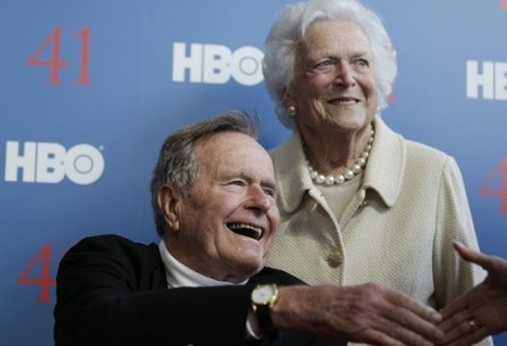 George H.W. Bush Moved Out of Intensive Care Unit After Health Scare | TheBlaze.com | Littlebytesnews Current Events | Scoop.it