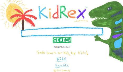 Τεχνο-ΛΟΓΙΕΣ στην εκπαίδευση » KidRex: Μηχανή αναζήτησης για παιδιά   Τάξη 2.0   Scoop.it