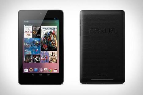 Google Nexus 7 Tablet Giveaway | Winning In The Bloggosphere | Scoop.it