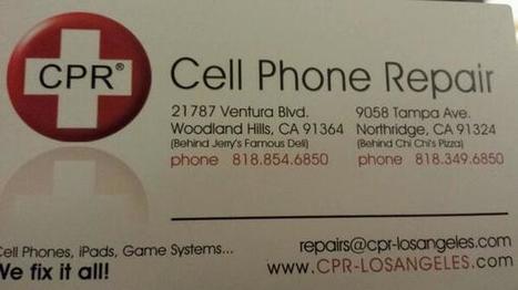 Tweet from @gglouise11 | cell phone repair | Scoop.it