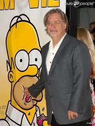 Tress MacNeille et Matt Groening au Comic Con 2013 | The simpsons | Scoop.it