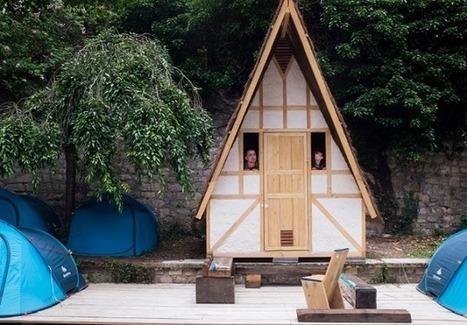 Dormez autrement à Paris avec Yes We Camp   Planete DDurable   Scoop.it