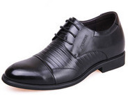 Black / Brown Men Height Inceasing Dress Shoes tall increase 7cm / 2.75inch | Elevator shoes for men | Scoop.it