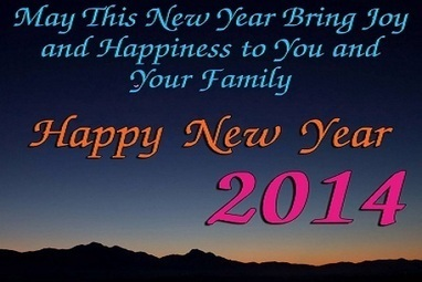 Happy New Year 2014 latest Wishes | Messages | Best Quotes - New Year 2014 | Happy New Year 2014 SMS | Scoop.it